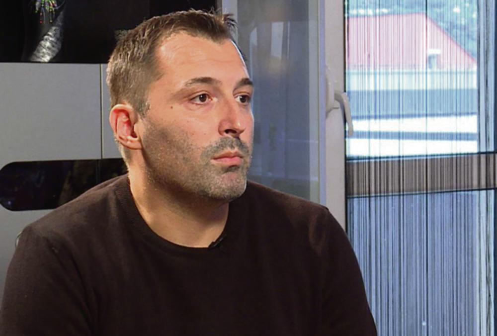U kućnom pritvoru... Aleksandar Obradović