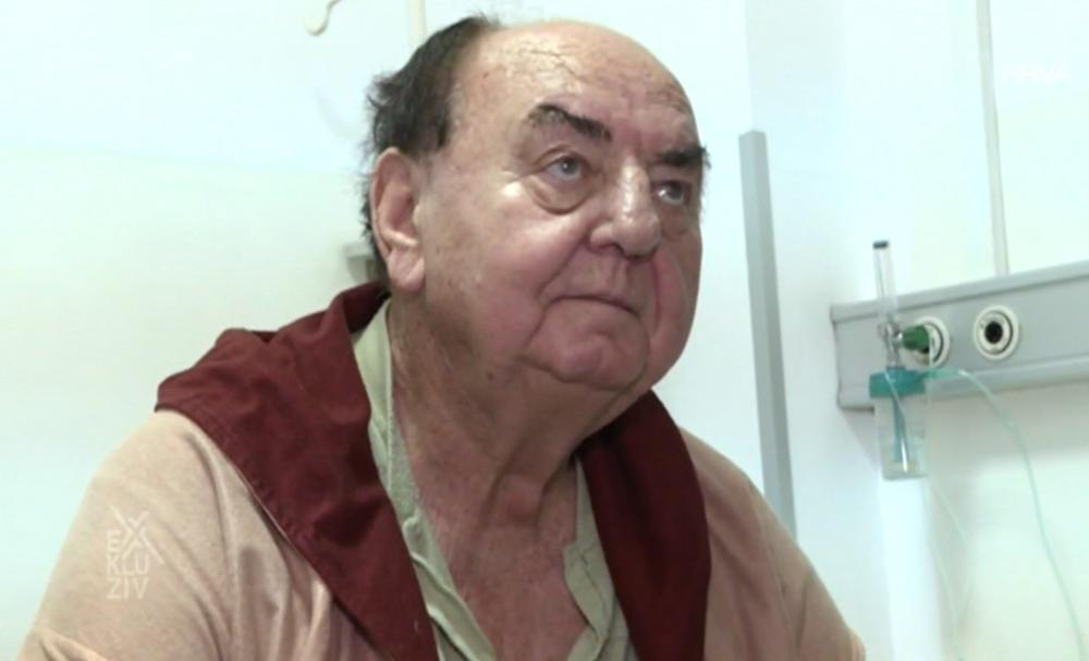 OSAM DANA NI KAPI VODE, NI JELA: Bora Drljača OVAKO IZGLEDA posle operacije! Pevač do DETALJA ispričao kako podnosi BOLNIČKE DANE! (FOTO)