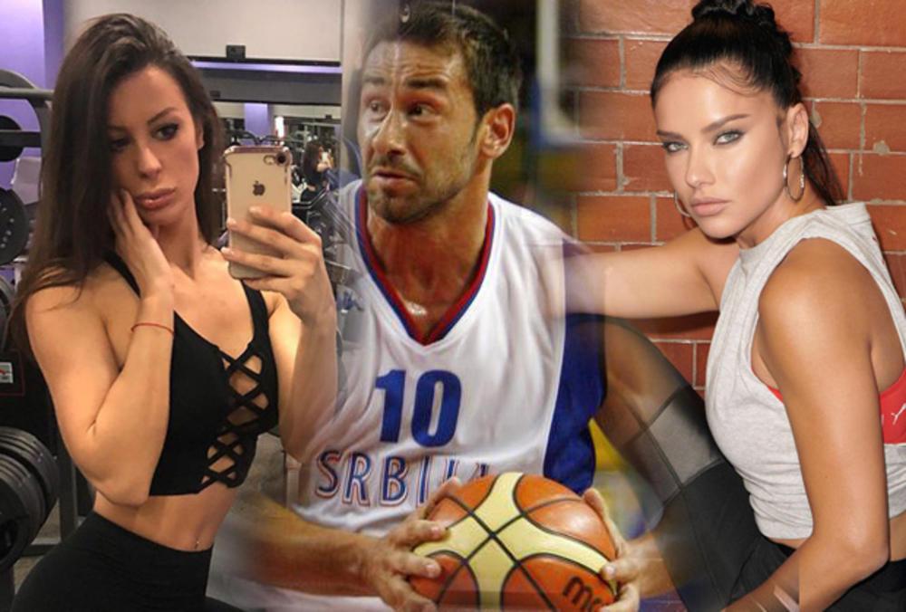 ADRIJANA JE HTELA DA BUDE ČASNA SESTRA! Nevina je ušla u brak s košarkašem Jarićem a on ju je prevario sa ovom STARLETOM
