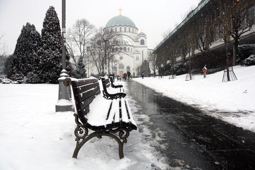 3 Dana Snega I Debeli Minus Evo Kada Nam Stiže Zima