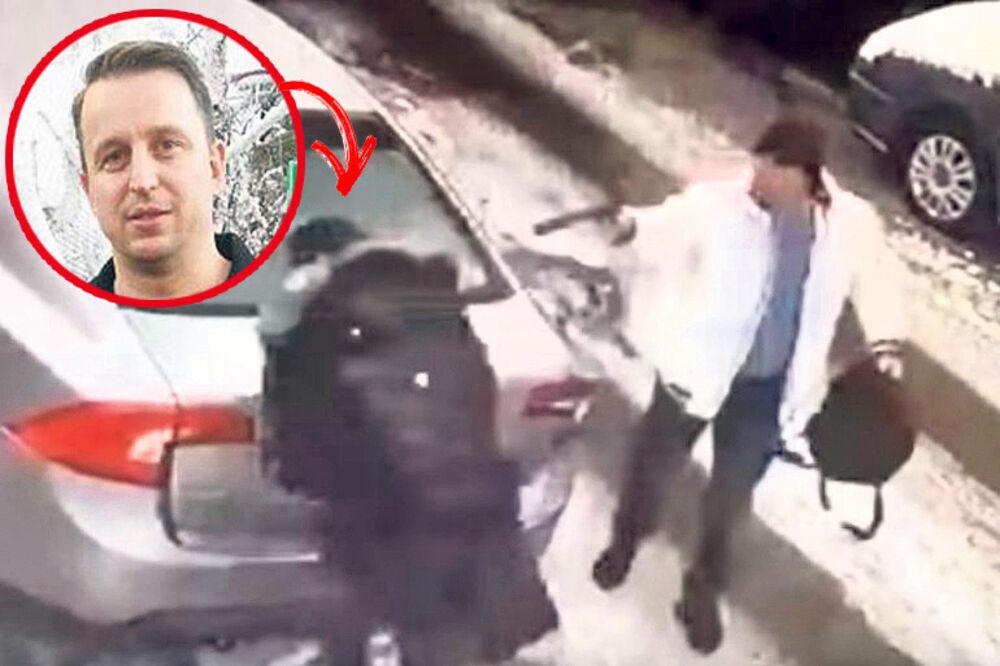 Marković ubijen ispred Šarčeve kuće