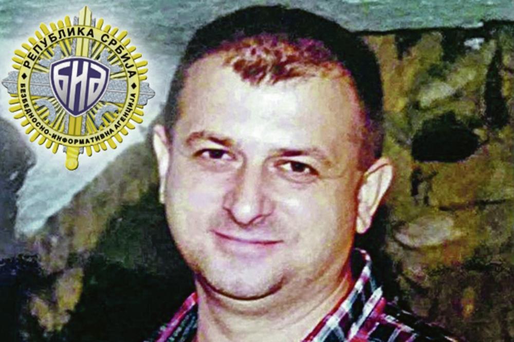 OPASNE IGRE! RASTURENA ŠPIJUNSKA MREŽA: Ovo je srpski policajac koji je radio za Hrvate!
