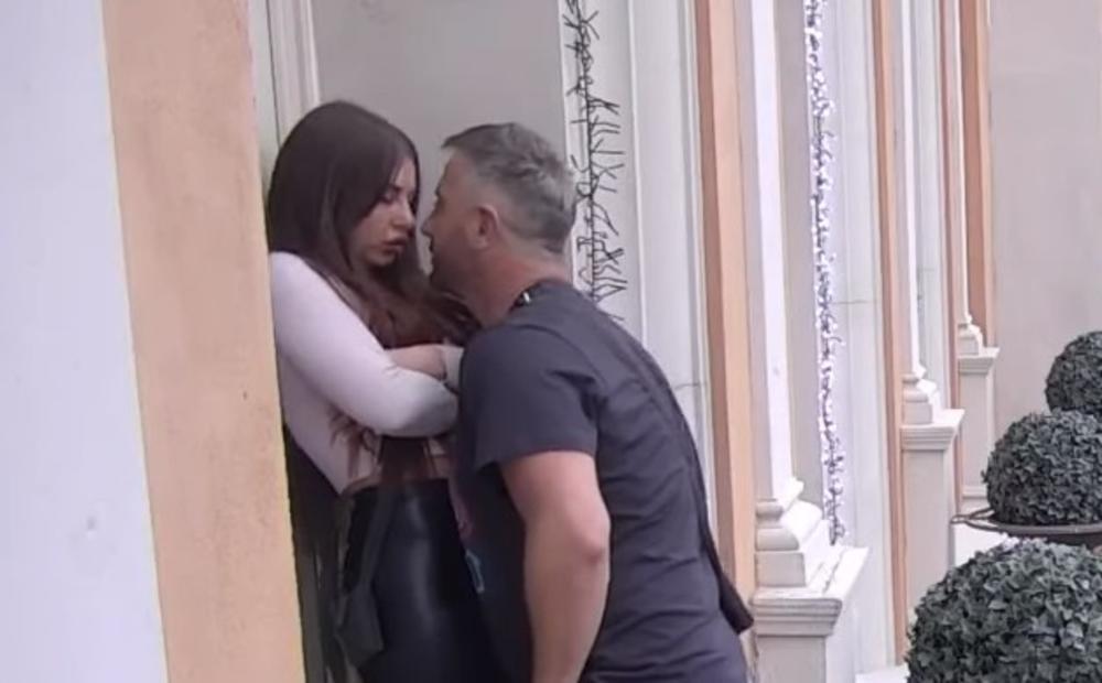 POLJUBI ME, ODMAH SADA! Edo navalio na Draganu, ona ga ODBILA, a Lepi Mića izneo sve TAJNE NJIHOVE VEZE! (VIDEO)