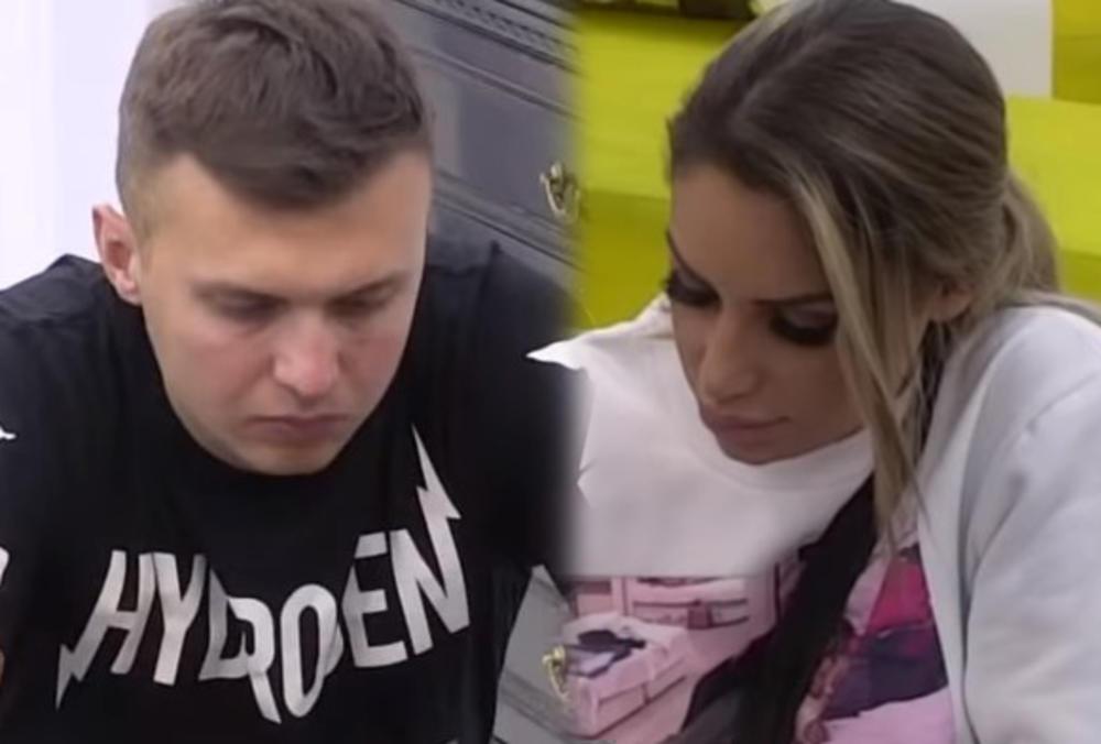 KARIĆ NAZIVA SVOJU BIVŠU PROSTITUTKOM: Stefan izgoreo, pa osuo po Ivi! Ona ostala u NEVERICI! (VIDEO)