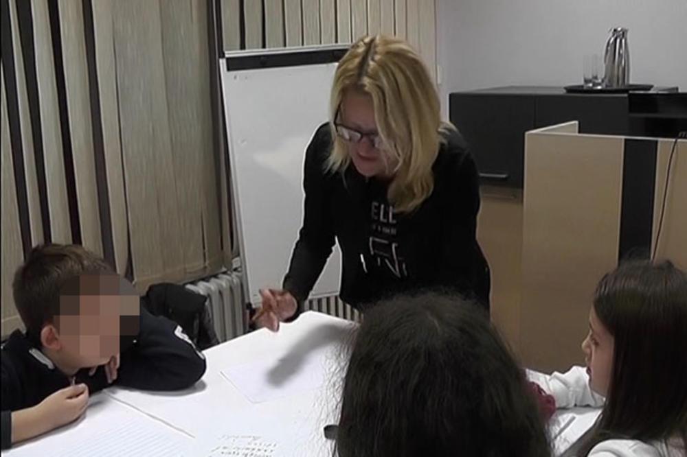 Radionice kaligrafije u kruševačkim osnovnim školama