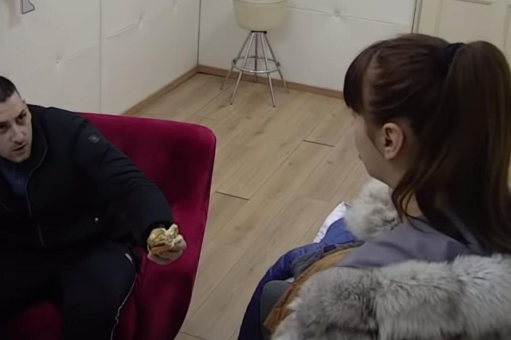 15 DANA ME MOLI DA POTPIŠEM UGOVOR! Miljana ga dobro izbubetala, Zola doneo konačnu odluku! (VIDEO)
