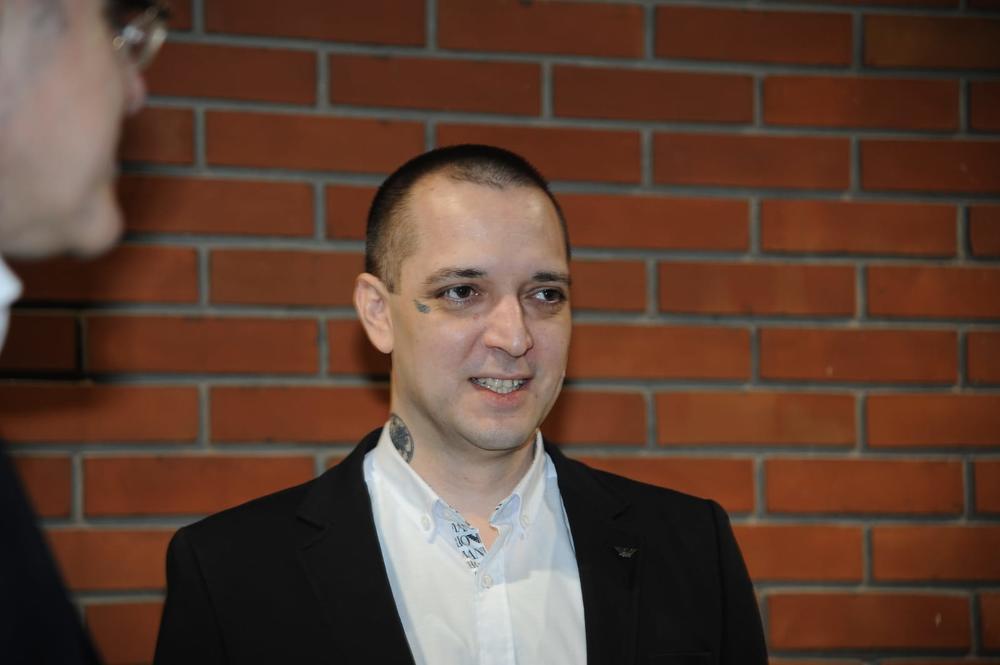 Jedini optužen  za ubistvo... Zoran Marjanović