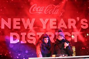 COCA-COLA x NEW YEAR'S DISTRICT ISPUNIO SVA OČEKIVANJA