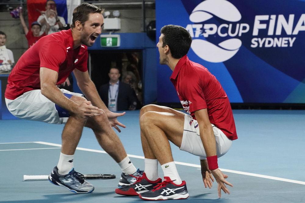 Srbija osvojila prvi ATP Kup u Australiji 2109667_801-epa_ff