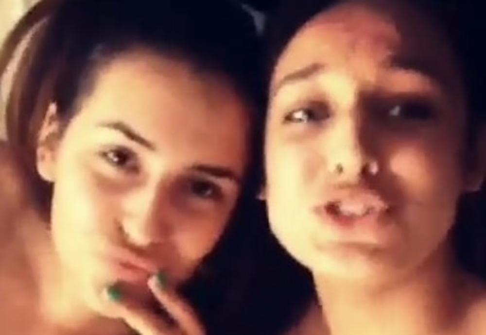 NEKAD SU SE DRUŽILE: Isplivao stari snimak Anastasije i Lune, Instagram GORI od komentara! (VIDEO)