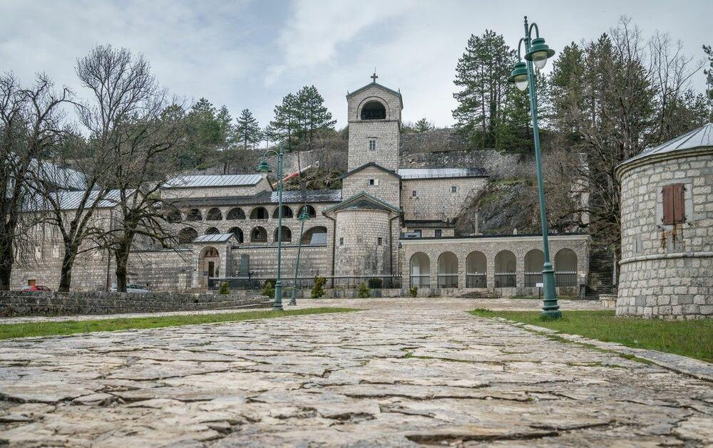 Cetinjski manastir, Cetinje