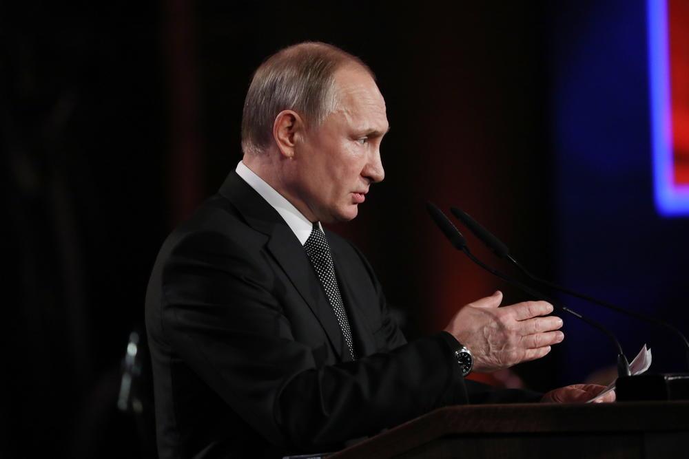 PUTIN PROTIV ISTOPOLNIH BRAKOVA: Dok sam ja na vlasti, toga u Rusiji neće biti