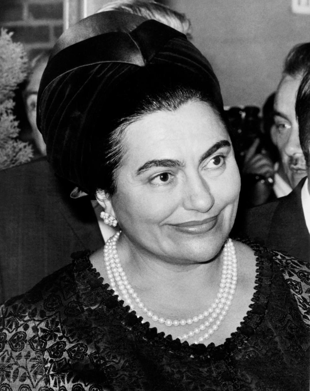 Jovanka Broz, Josip Broz Tito