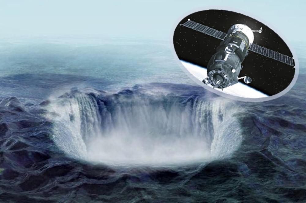 (VIDEO) DA LI SU ONI ODGOVORNI ZA 'MISTERIJU BERMUDSKOG TROUGLA'? NASA-in satelit snimio 'šestougaone oblake', a to su prave 'vazdušne bombe'