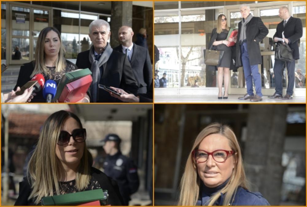 MARIJA DOŠLA U SUD, JUTKA NIJE ZBOG BOLESTI: Glavni pretres odložen za 6. mart, odbrana traži izuzeće sudije