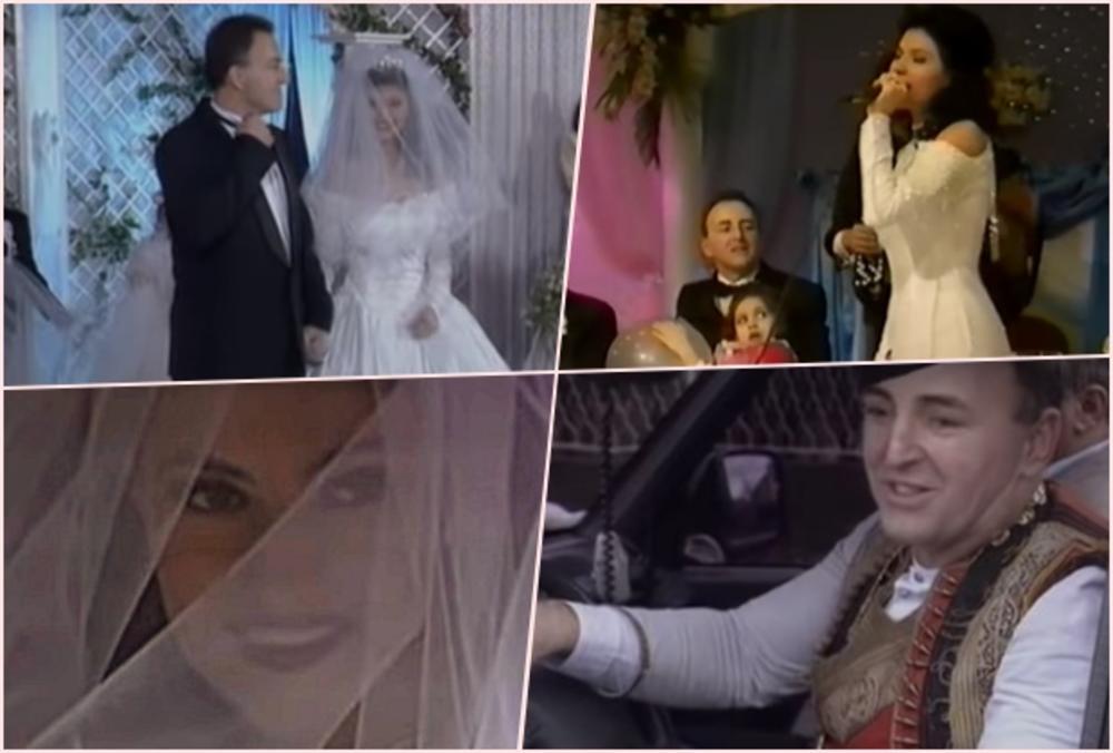 PROŠLO JE 25 GODINA OD SVADBE CECE I ARKANA: Ražnatovići su napravili venčanje za pamćenje, a ONA je otpevala PRVU PESMU