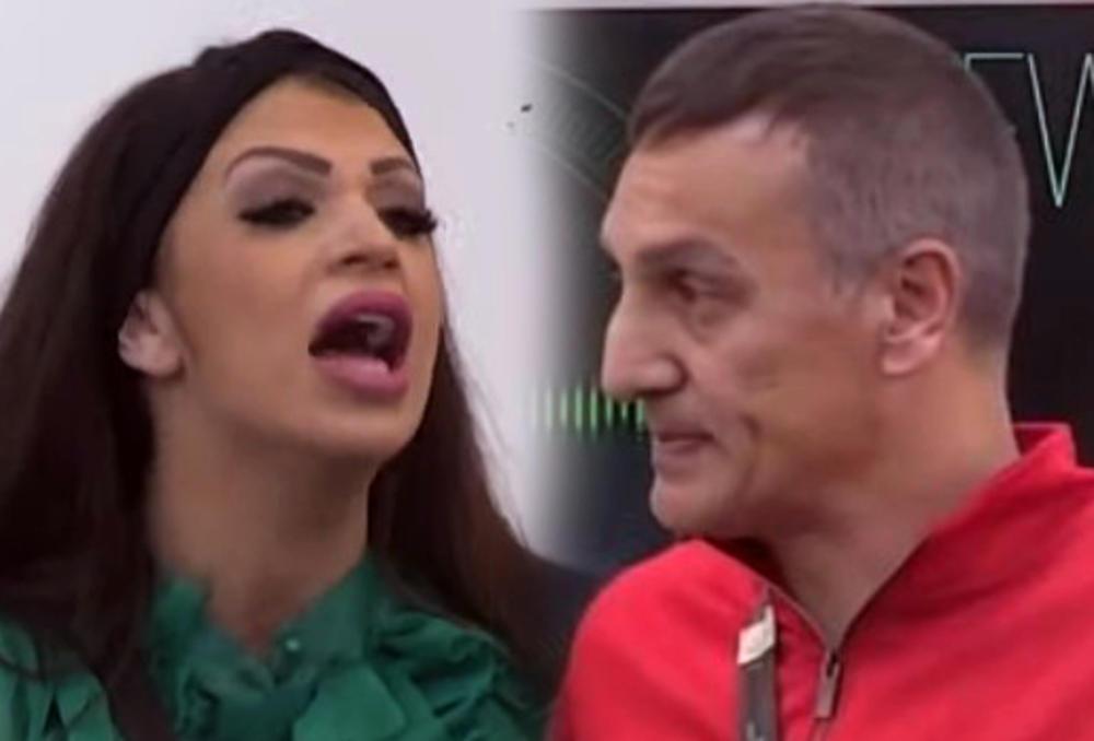 TI SVOJU ĆERKU NE VOLIŠ! Miljana Kulić žešće napala Gagija zbog Lune, a njegova reakcija ostavila druge u ČUDU! (VIDEO)