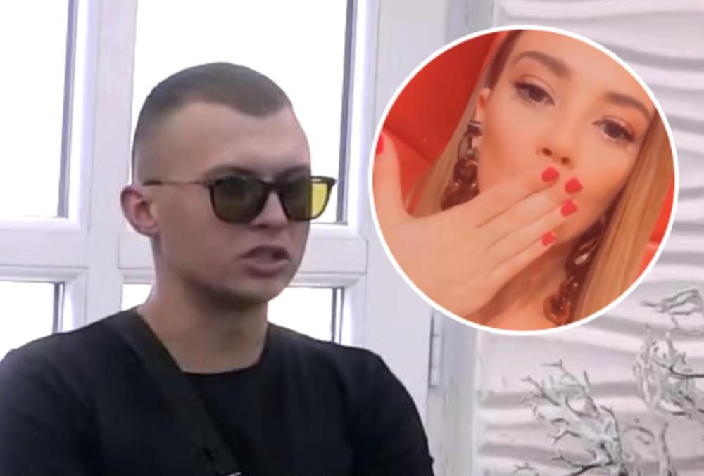 KIJA, VOLIM TE! NEDOSTAJEŠ MI: Stefan Karić pred svima poslao poruku Kockarevoj, briga ga za komentare! (VIDEO)
