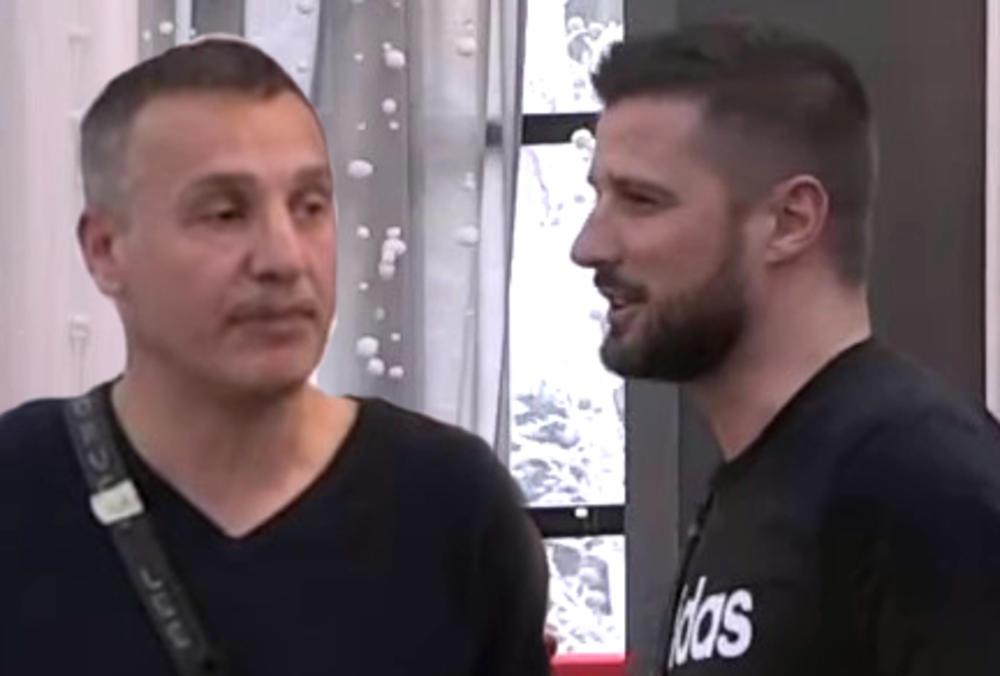 GAGI, NEĆU DA TE BRANIM! SKLONI SE OD BUDALETINE: Marko Miljković izgoreo zbog Kulićevih, pa Luninom ocu ODBRUSIO! VIDEO