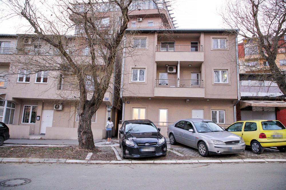zgrada u kojoj  je gru živeo Svi u komšiluku  saglasni su da je  reperov odlazak  veliki gubitak