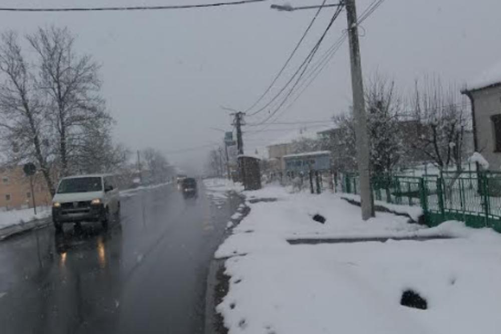 SNEŽNI POKRIVAČ U KRUŠEVCU OKO 30 CENTIMETARA: Sneg može da ugrozi rane sorte voća! SVI PUTEVI PROHODNI
