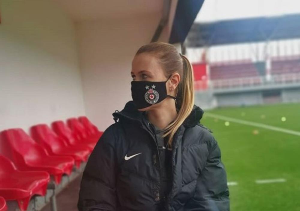 Biljana Obradović, Partizan