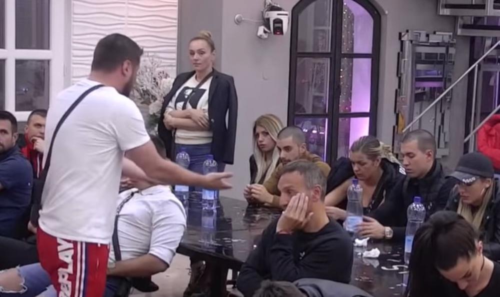 SRAM TE BILO! MILJKOVIĆ SE IZVIKAO NA ANABELU: Podržao Gagijevo NASILJE nad bivšom ženom?! Luna NEMA! (VIDEO)