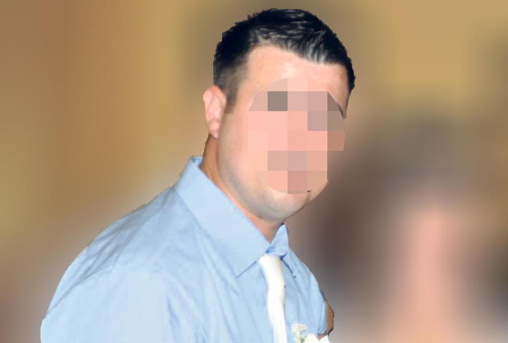 Osumnjičeni  policajac... Milan B.
