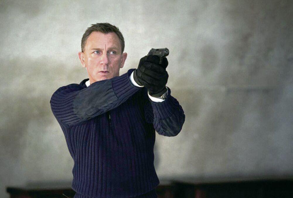Džejms Bond 007, Danijel Krejg