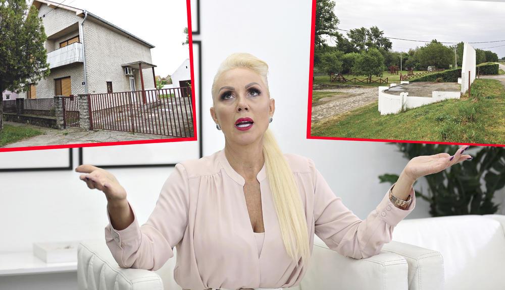 OVDE JE BRENA ŽIVELA ZBOG MALOG POREZA! O pevačicinom domu u Titelu pričaju svi, a evo ko je sada vlasnik