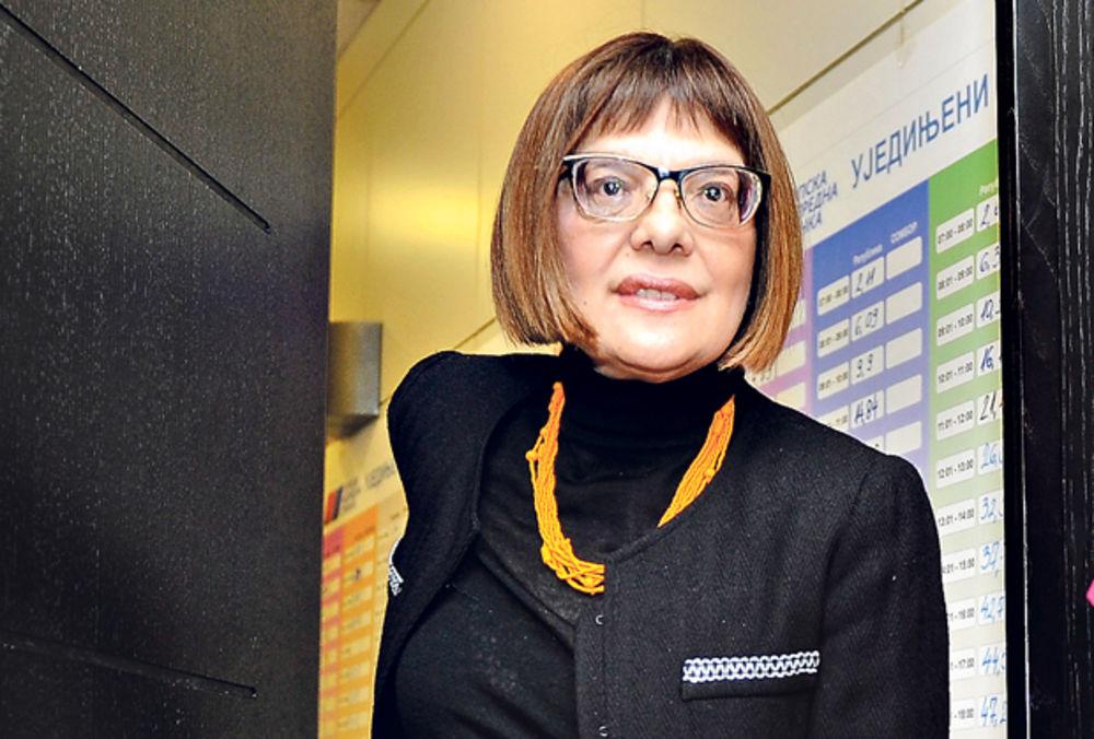 Prati kulturnu scenu  Maja Gojković