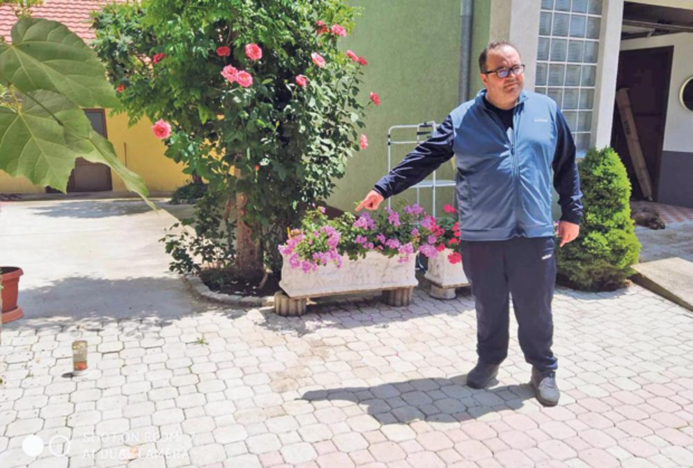 Krvavo... Kristijan Nikolić,  sin ubijenog