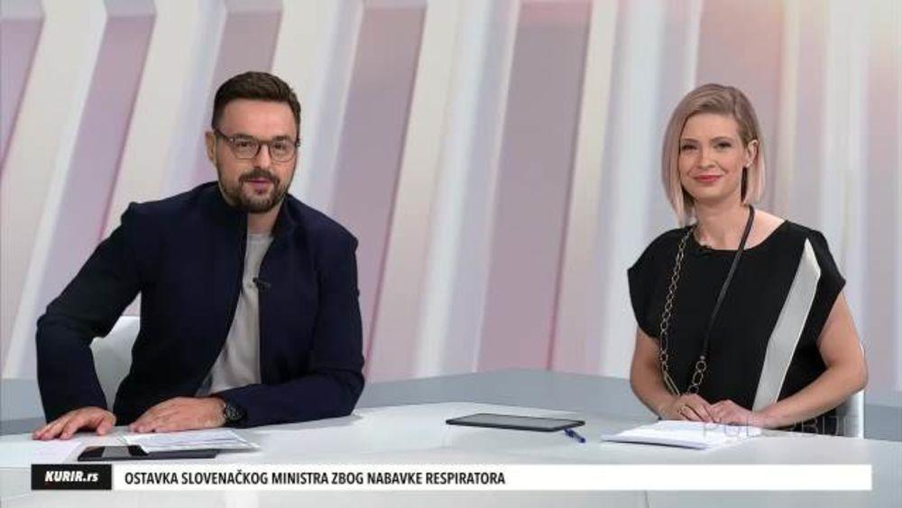 EKSKLUZIVNO ZA KURIR TV! Sale Tropiko i Jovana Pajić o ljubavi, koroni, ćerkama!