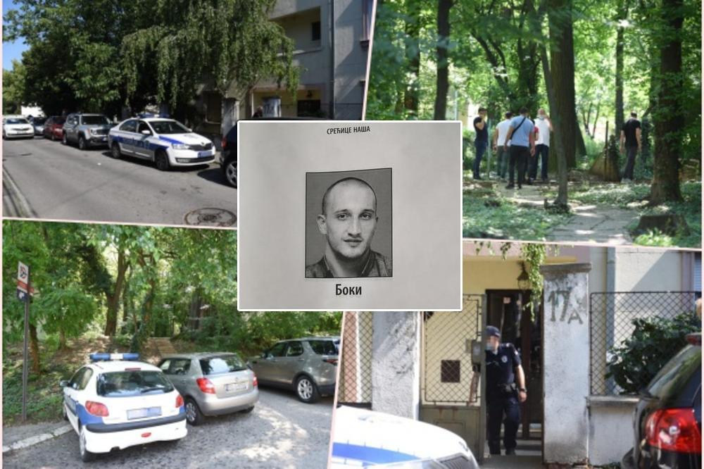 PREDALI SE OSUMNJIČENI ZA UBISTVO BORIVOJA SIMOVIĆA: U policiju došli u pratnji advokata