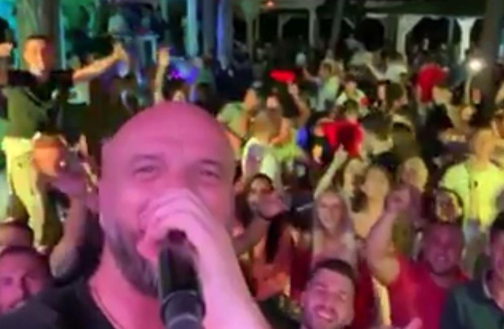 RAJOVIĆA DOČEKALI VRISKOM I APLAUZOM: Boban napravio ŽURKU za pamćenje, u Hrvatskoj pravi LOM! (VIDEO)