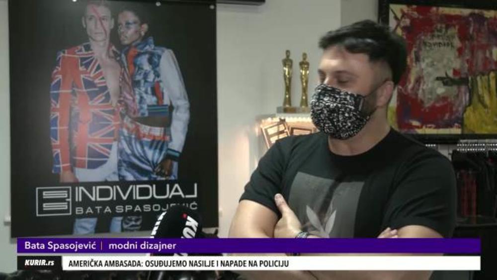 KAKO NAJLAKŠE SMRŠATI: Bata Spasojević otkriva pogodnosti LPG tretmana! (KURIR TELEVIZIJA)