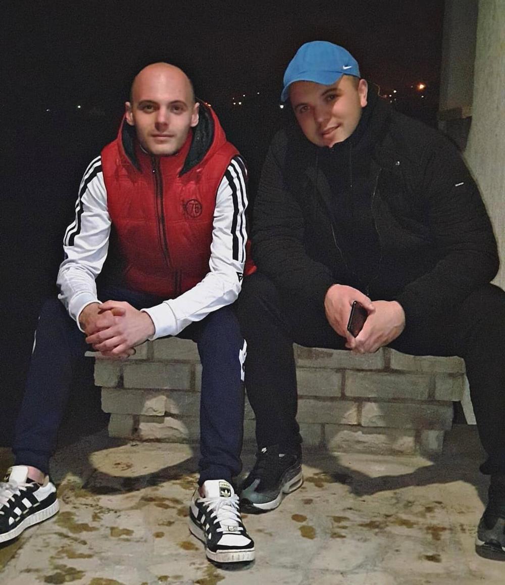 poginuli džamil nuradinović i almir sulejmanović