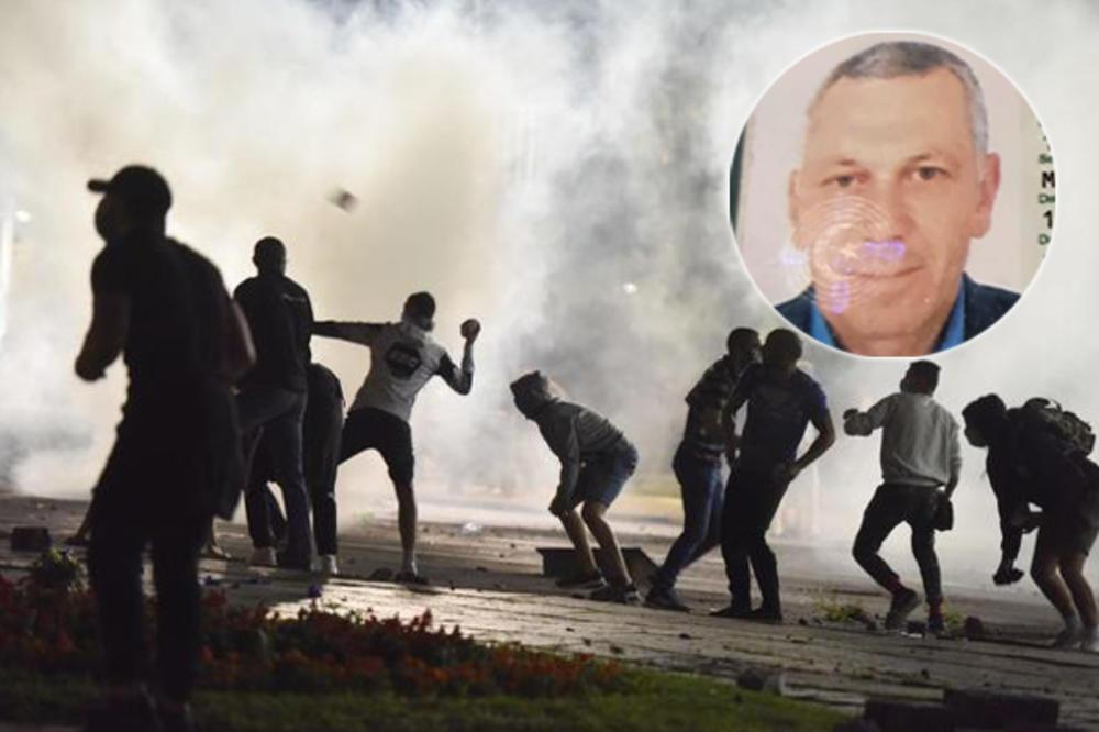 STRANI DRŽAVLJANI NA PROTESTIMA U SRBIJI? Za uhapšenog Tunižanina srbijanski mediji tvrde da je jedan od organizatora 'Arapskog proljeća'