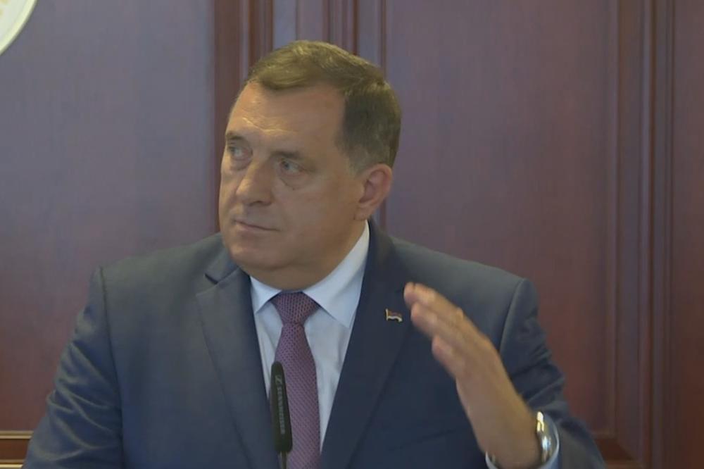 ŠTA ZNAČI PRISUSTVO SRBA NA PROSLAVI OLUJE: Milorad Dodik objasnio zašto je to apsolutno neprihvatljivo!