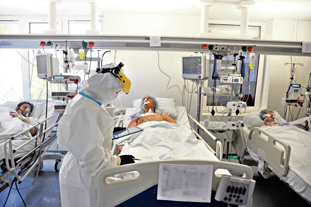 STRUČNJACI UPOZORAVAJU NA OPAKI VIRUS:  Korona u drugom naletu razara srce, bubrege, jetru, mozak... ČITAJTE U KURIRU