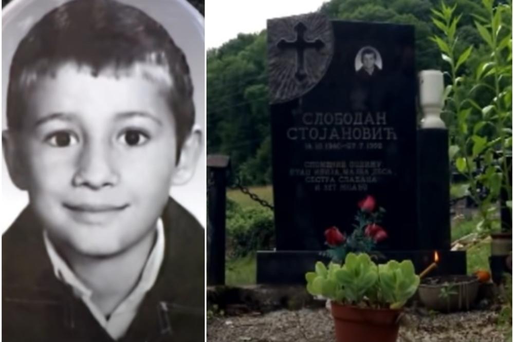 DEČAK KOJI JE SAMO ŽELEO DA NAĐE SVOG PSA: Pre 28 godina Albanka mu prišla s leđa, zverski ga mučila, a onda upucala