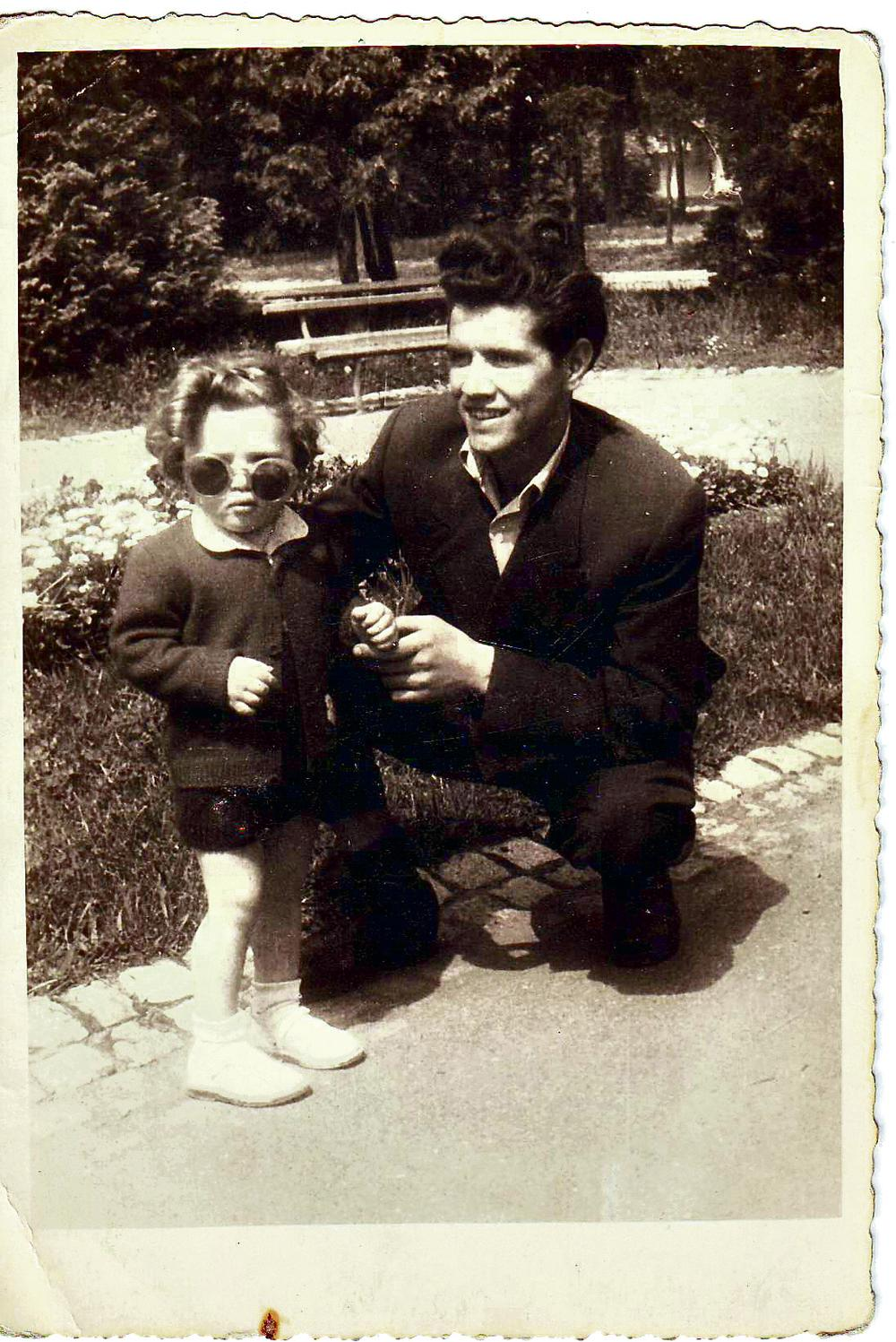 Feti s ocem