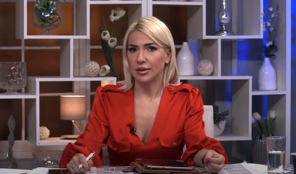 Urednica i voditeljka 'Vikend jutra' Jovana Jeremić