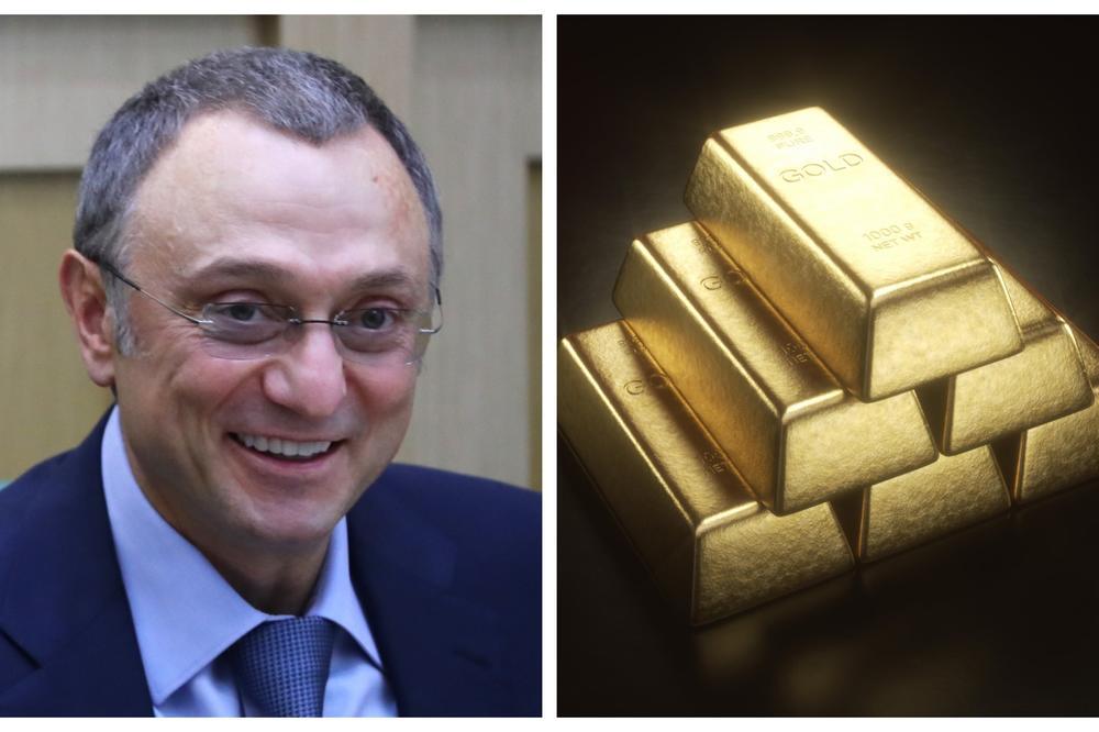 NA VRHU FORBESOVE LISTE! Ruski 'kralj zlata' Sulejman Kerimov umnožio svoje milijarde, važi za najbogatijeg čovjeka u toj zemlji!