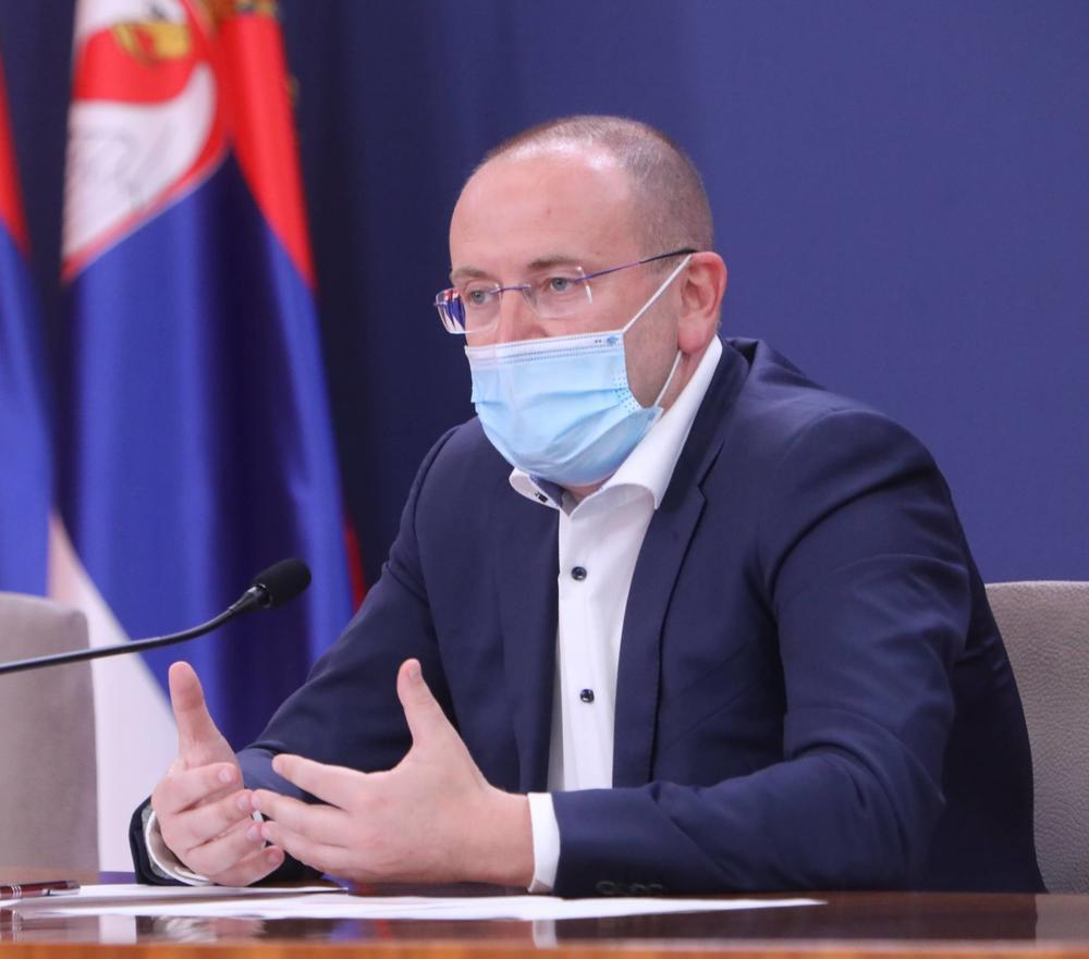 Zoran Gojković, jul 2020
