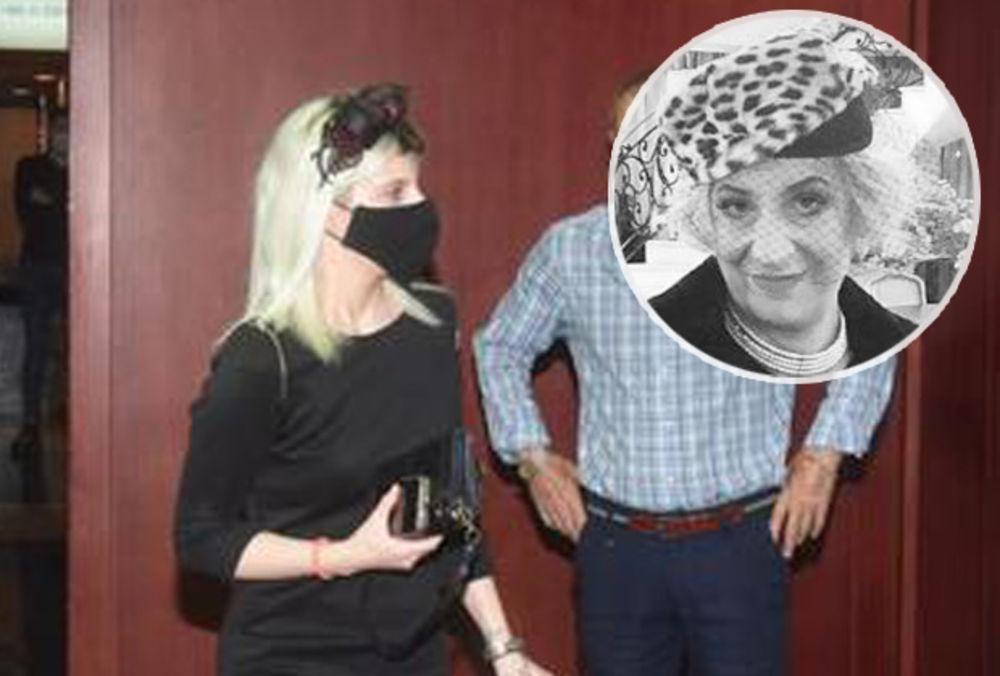 OBJAVA ĆERKE ISIDORE BJELICE MNOGE JE OSTAVILA U SUZAMA: Ove reči Vile Pajkić niko ne može da smetne s uma (FOTO)