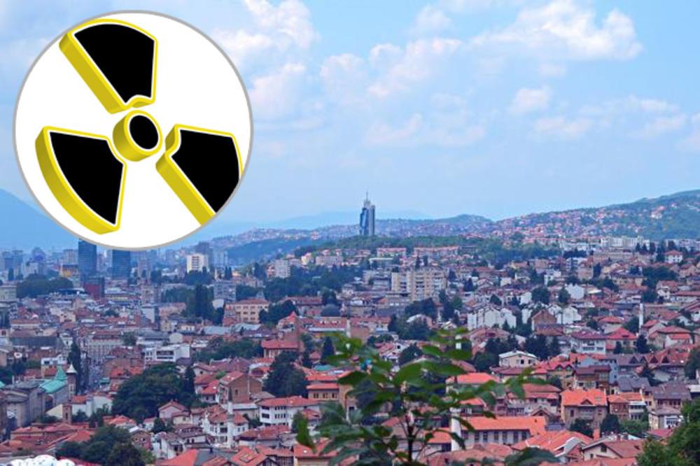 OVO JE SARAJEVSKI ČERNOBIL: Vlasti 18 meseci zataškavale curenje radioaktivnog materijala iz slkadišta!