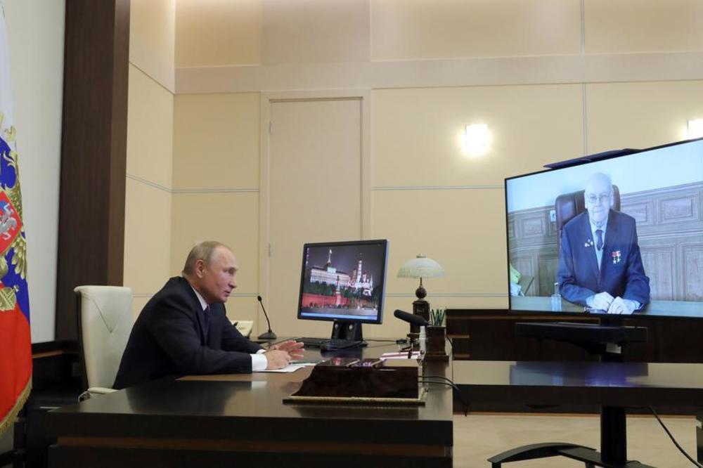 """PUTIN SE POHVALIO HIPERSONIČNOM RAKETOM 'AVANGARD': """"Rusija posjeduje najsavremenije oružje koje nema pandan u svijetu"""""""