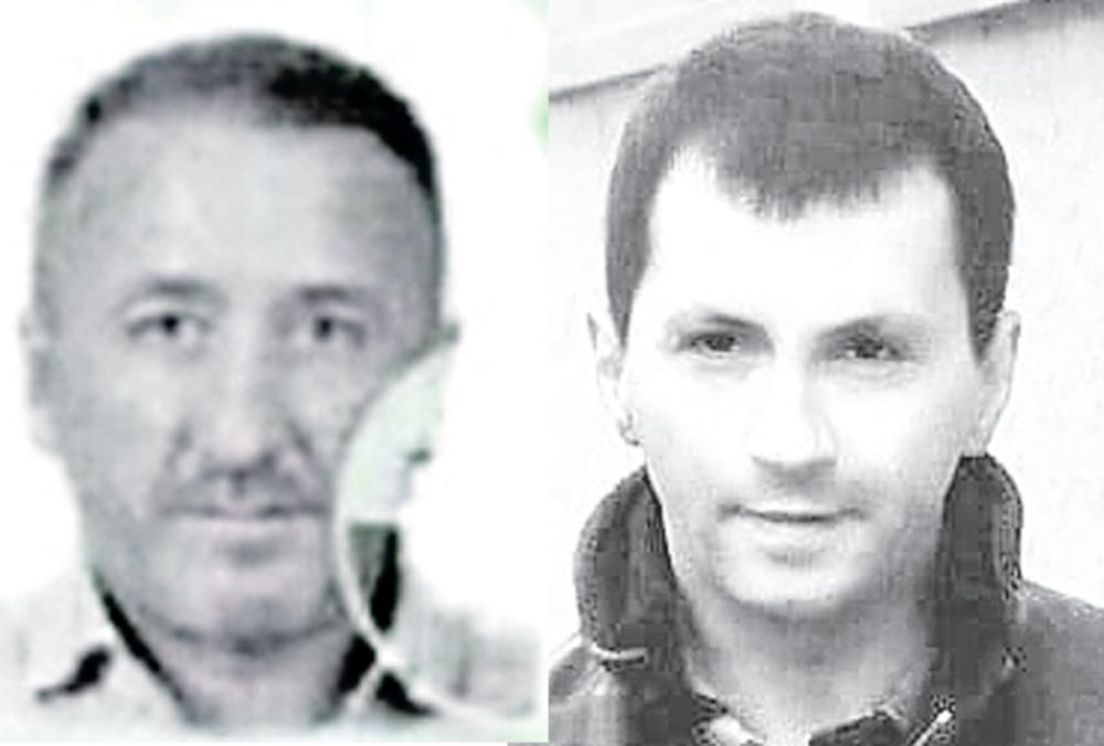 Likvidirani Damir Hadžić i Alan Kožar