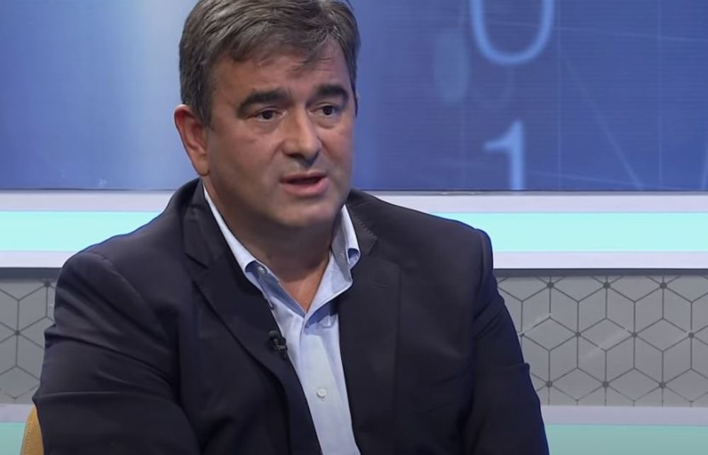Nebojša Medojević, Crna Gora, Pokret za promene, Demokratski front
